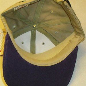 Drew Pearson Accessories - Tampa Bay Rays Vintage 90s Strapback hat Mlb New